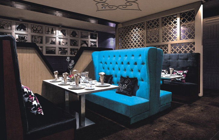 Leather Restaurant Booth Manufacturer Restaurant