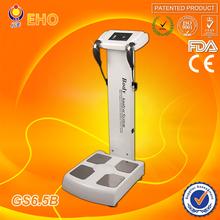 bioimpedance analysis machine body composition analyzer for sale human body fat analyzer OEM manufactuer