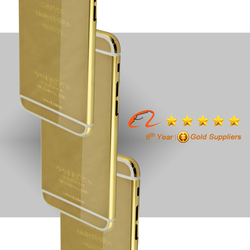 2015 cell phone covers and accessories for iPhone 6 gold 24 housing