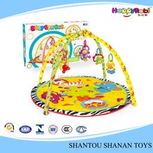 Soft toy cheap plush baby play mat
