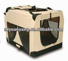 fabric Dog Crate Pet Carrier Dog Kennel Pet Soft Crate dog crate in china