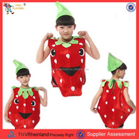sex girl cosplay dance costume strawberry girl costume for party PGKC-2818