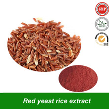 Red Yeast Rice Extract Powder Rich in Anthocyanin Lovastatin Monacolin k