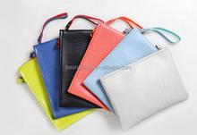 Alibaba China New Product Classic Envelope Clutch Bag, Ladies Wallet Ladies Pars Hand Set Bag Genuine Wal
