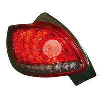 2004-2008 motorcycle led tail light for Peugeot 206 /peugeot 308 tail light
