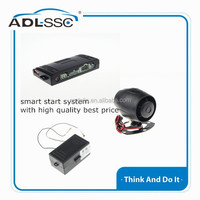 pakistan cars use One Way Type and Remote Starter Function auto car alarm system