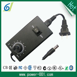 12V 24V 2A 3A 4A 5A notebook laptop adjustable ac power adapter and charger
