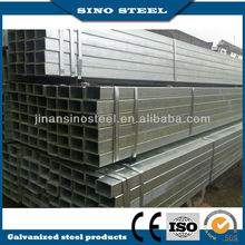alibaba express prime building materials galvanized steel tubes / pipes iron tubes