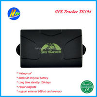 Management vehicle GPS tracker google map mini GPS trackers for car tracking