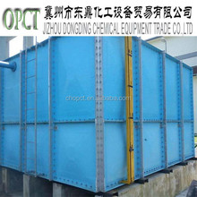 Thermal insulation combined FRP water tank for Agriculture using