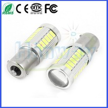 multi-azimuth auto led S25 Lamp 12V 360 Degree Lighting Lamp 33 SMD 5630/5730 S25 Auto 1156 1157