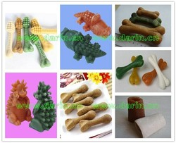 Fashionable Unique Dog Chewing Toys Making Machine
