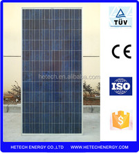 Polycrystalline 300w pv solar panel price per watt with TUV CE ISO approved