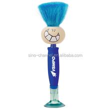 2015 Hot sale Fashion design blue hair boy kids pen