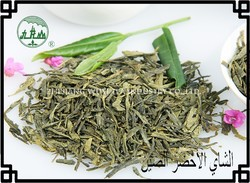 Excellent Material Factory Directly Provide Inclusion-Free Gunpowder Green Tea 3505 China