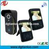 Door video camera intercom wireless