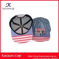 2015 high quality embroidery logo short brim snap back hats and caps