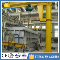 Electric hoist 2 ton jib crane