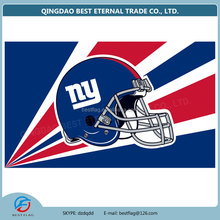 Best Flag - New York Giants NFL Football Team 3X5' Flag helmetNFL Football Team 3X5' Flag helmet