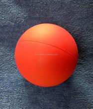 Wholesale Colorful Rubber Lacrosse Ball