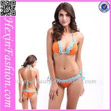 venta al por mayor sexy chicas jóvenes micro bikini