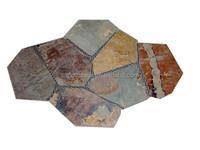 China mashwork culture Slate wall tiles dry-hanging paving