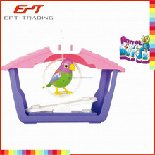 Wholesale antique fancy bird cages for sale electronic mini bird cage toy