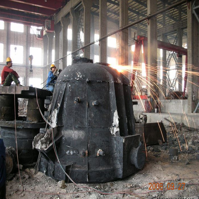 Slag Metal Scraps : China made metal scrap pot for metallurgic industry buy