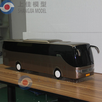 big bus toys,scale model toy bus,custom made bus models
