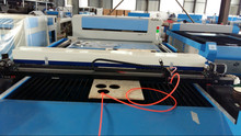 NC-C1610 máquina de corte láser en acero inoxidable