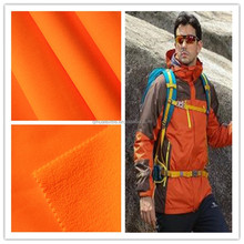 Top Quality Waterproof Breathable Mechanical Stretch Bonded Polar Fleece Fabric
