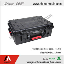 45-9A plastic case with foam in tools