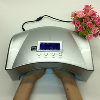 coffee machines second hand 66w ccfl led nail lamp 2 hands with timer for salon