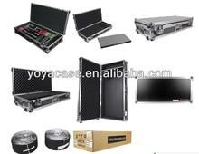 32'' ATA Flight Pedal Case w/ Slanted Pedal Board + Velcro