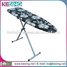 Nueva moda plegable de plástico Top tabla de planchar muebles