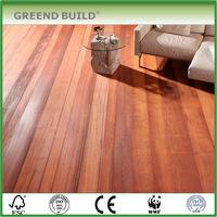 Straight bar plate maple plank wood floor
