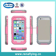 Mobile phone accessories Water proof case for iphone 6