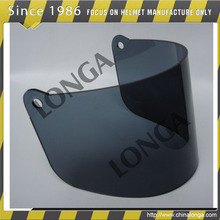 Finely Processed and Anti-Fog Riot Helmet Visor