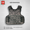 High ballistic performance bullet proof military vest