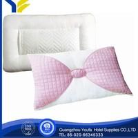oblong made in China neck pu foam kapok fibre cartoon animal sex kids pillow
