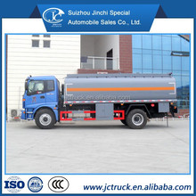 Foton 15000L chemical liquid tanker truck