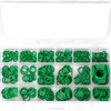 soft silicone o ring 205pc assortment kit soft silicone o ring