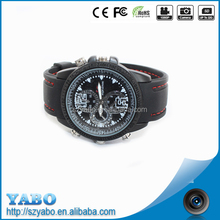 hot selling!!! 720*480 8Gb watch with camera cameras pens watches