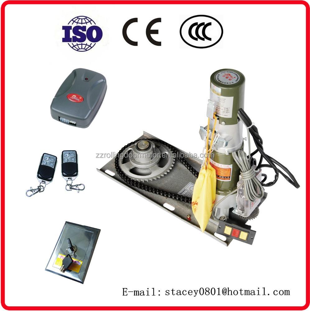 Ac300kg rolling door motor roller shutter motor price for Roller shutter motor price