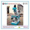 zx6350za drilling milling machine, Cheap conventional mini milling machine ZX6350ZA