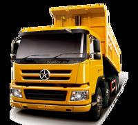 DY Dump truck lightweight (N8E DYX3313) 8x4 (290/310/270hp)