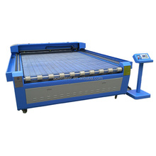 Hot sale cheap paper die board acrylic wood fabric sheet stainless steel metal laser cutting machine