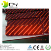 CE ROHS red p6 led display module 220v
