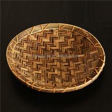 Artesanía de bambú 2016 de China decoración de bambú piezas