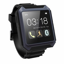 2015 IP68 Waterproof Sport Smart watch for iOS and Android phones